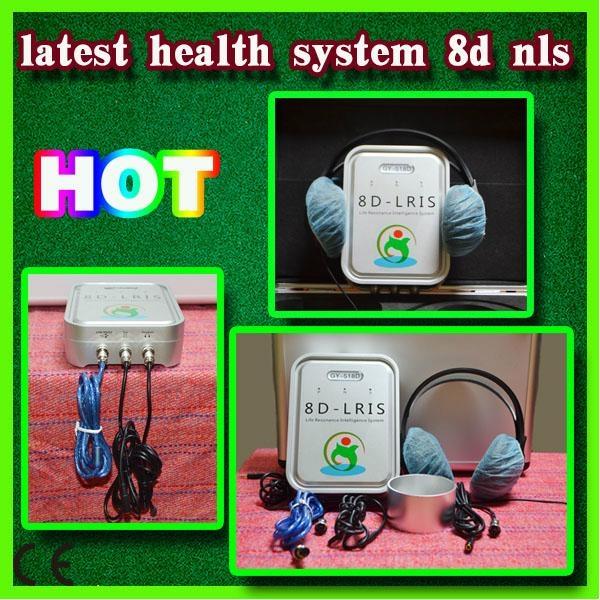 高級塔特隆8D9D NLS全身健康分析儀 2