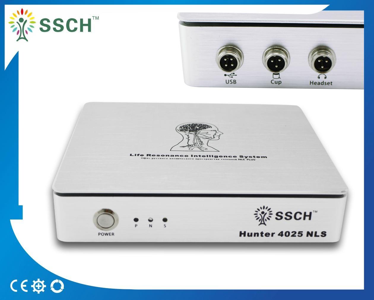 高精度NLS Metranon4025亨特临床医疗设备的智能自动全身健康设备 4