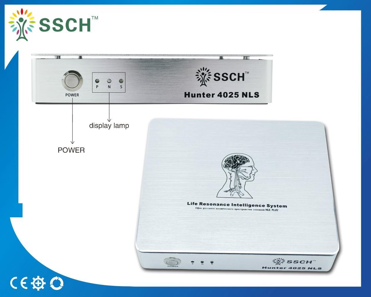 高精度NLS Metranon4025亨特临床医疗设备的智能自动全身健康设备 12