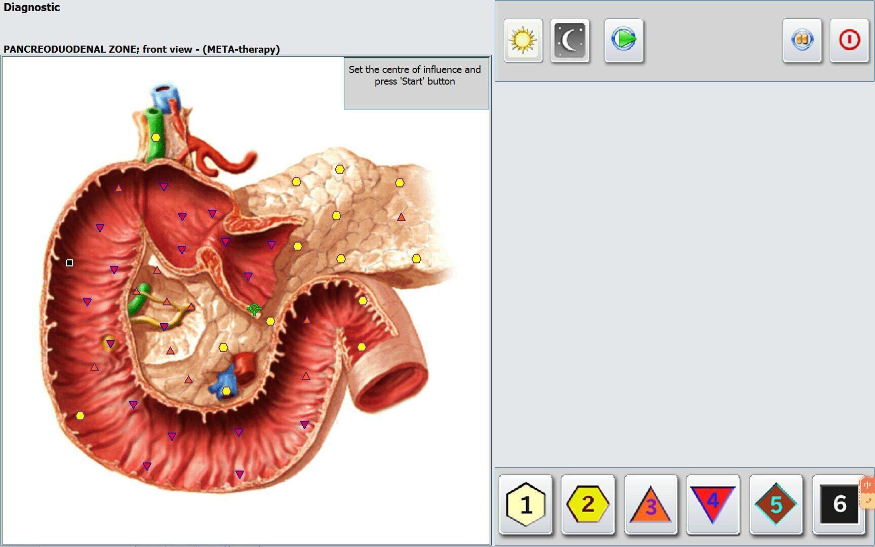 OEM/ OEM提供專業的新塔特隆獵人4025 NLS的身體健康分析儀設備 19