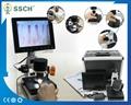 880 color lcd nailfold capillary microcirculation microscope blood microcirculat