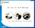 Health Care Heating Lower Back Pain Relief Car Home Dual-use Massager Kneading  2