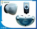 Health Care Heating Lower Back Pain Relief Car Home Dual-use Massager Kneading  4