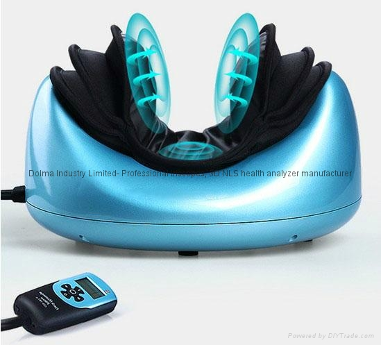 Health Care Heating Lower Back Pain Relief Car Home Dual-use Massager Kneading  10