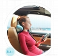 Health Care Heating Lower Back Pain Relief Car Home Dual-use Massager Kneading  11