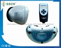 Health Care Heating Lower Back Pain Relief Car Home Dual-use Massager Kneading  15