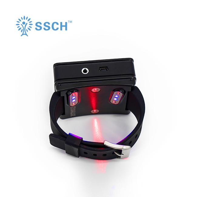 18 laser heads puncture instrument lower frequency laser therapy watch type devi 6