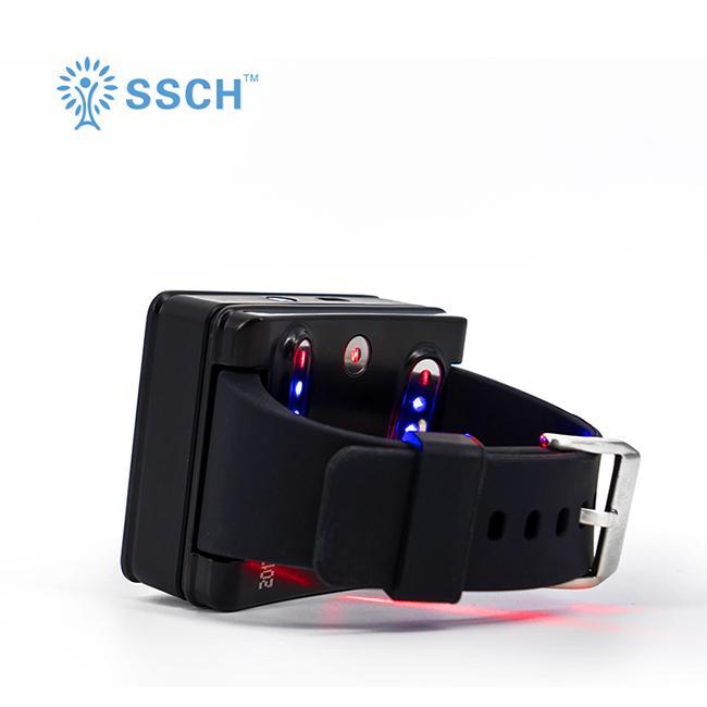 18個激光頭穿刺儀低頻激光治療手錶 7