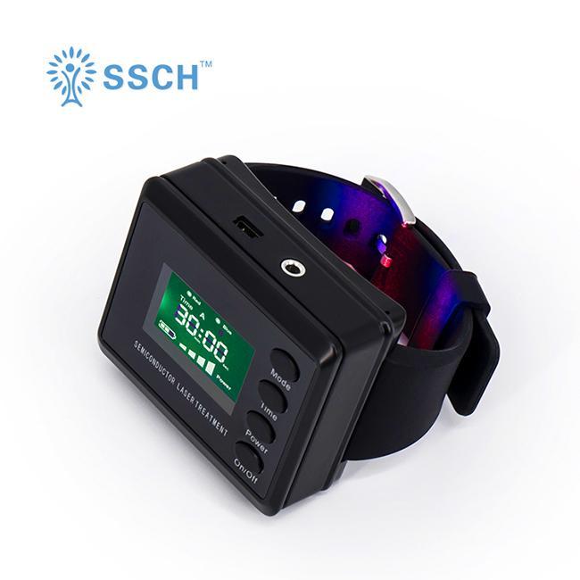 18个激光头穿刺仪低频激光治疗手表 10