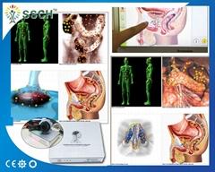 生物共振NLS4025健康分析器高Accurcy生命智力共振