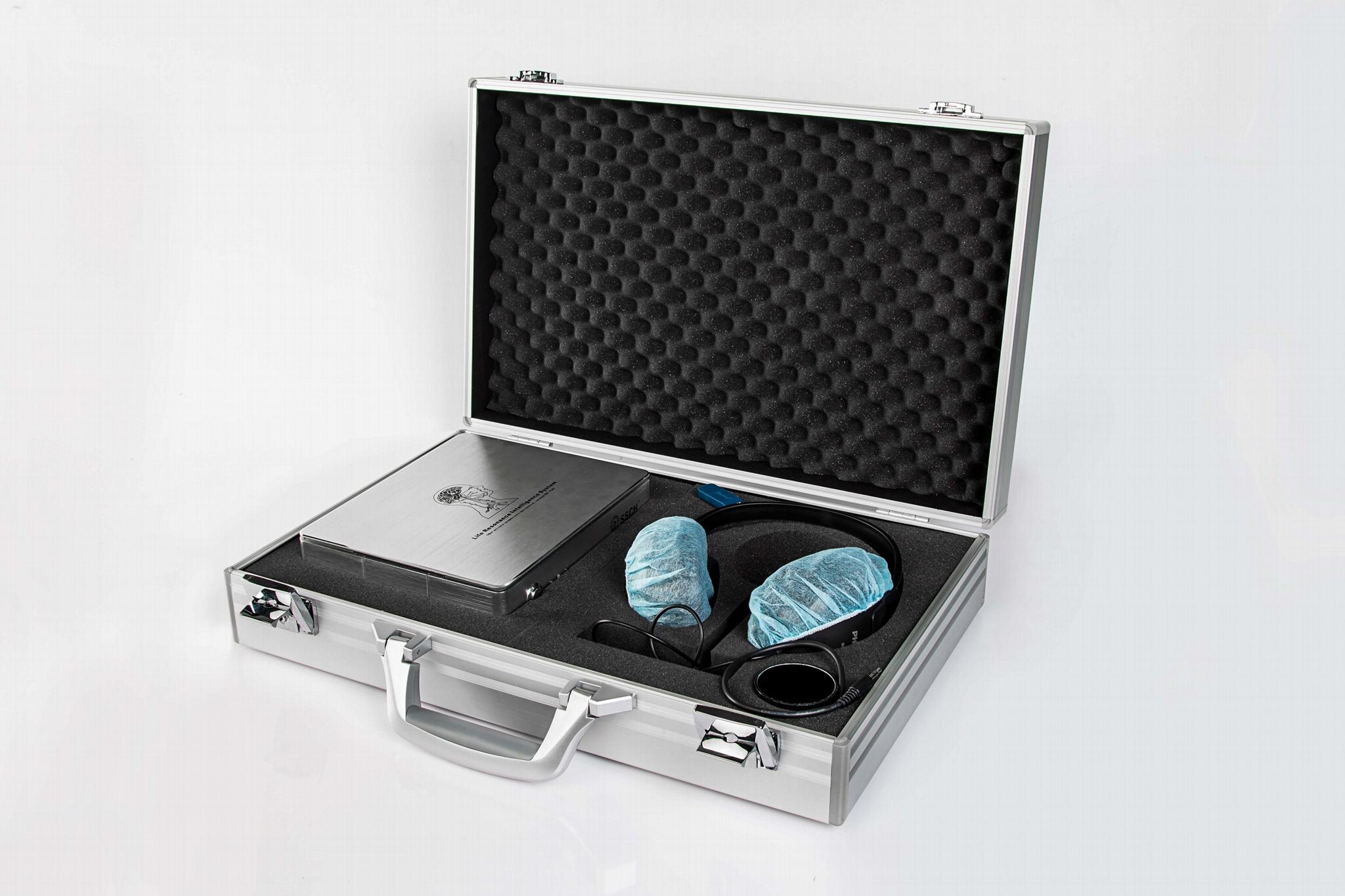 Nuclear Magnetic Resonance Metatron Nls 4025 Hunter Upgraded Version 1