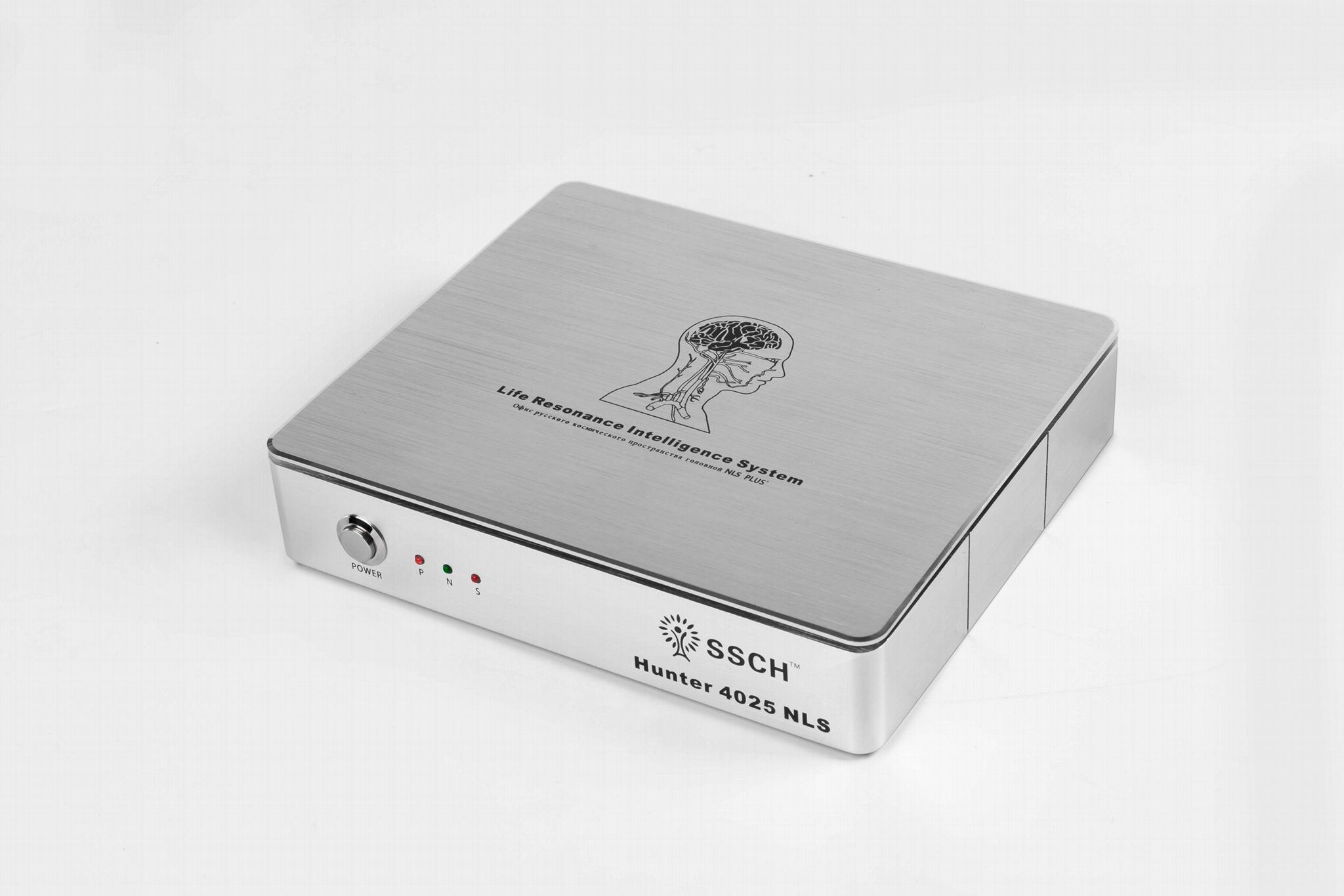 塔特隆獵人NLS系統卓瑪4025*生物共振健康掃描和治療 7