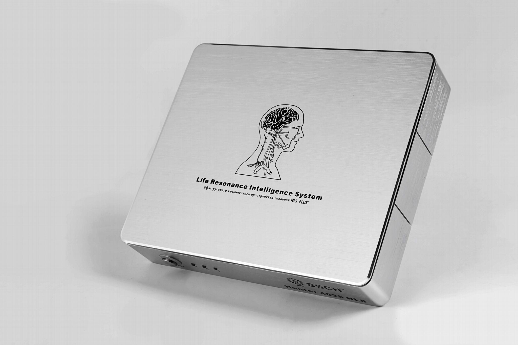 塔特隆獵人NLS系統卓瑪4025*生物共振健康掃描和治療 10