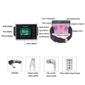 physiotherapy equipment semiconductor laser treatment instrument 650nm low level