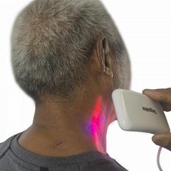 低水平的激光治疗身体康复