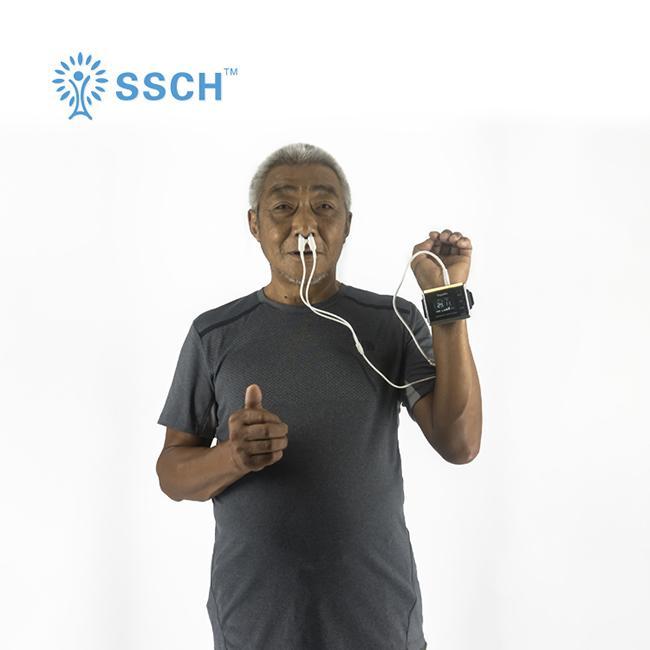 激光手錶LLLT高血壓糖尿病和心血管疾病治療手錶 1