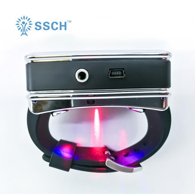 激光手錶LLLT高血壓糖尿病和心血管疾病治療手錶 2