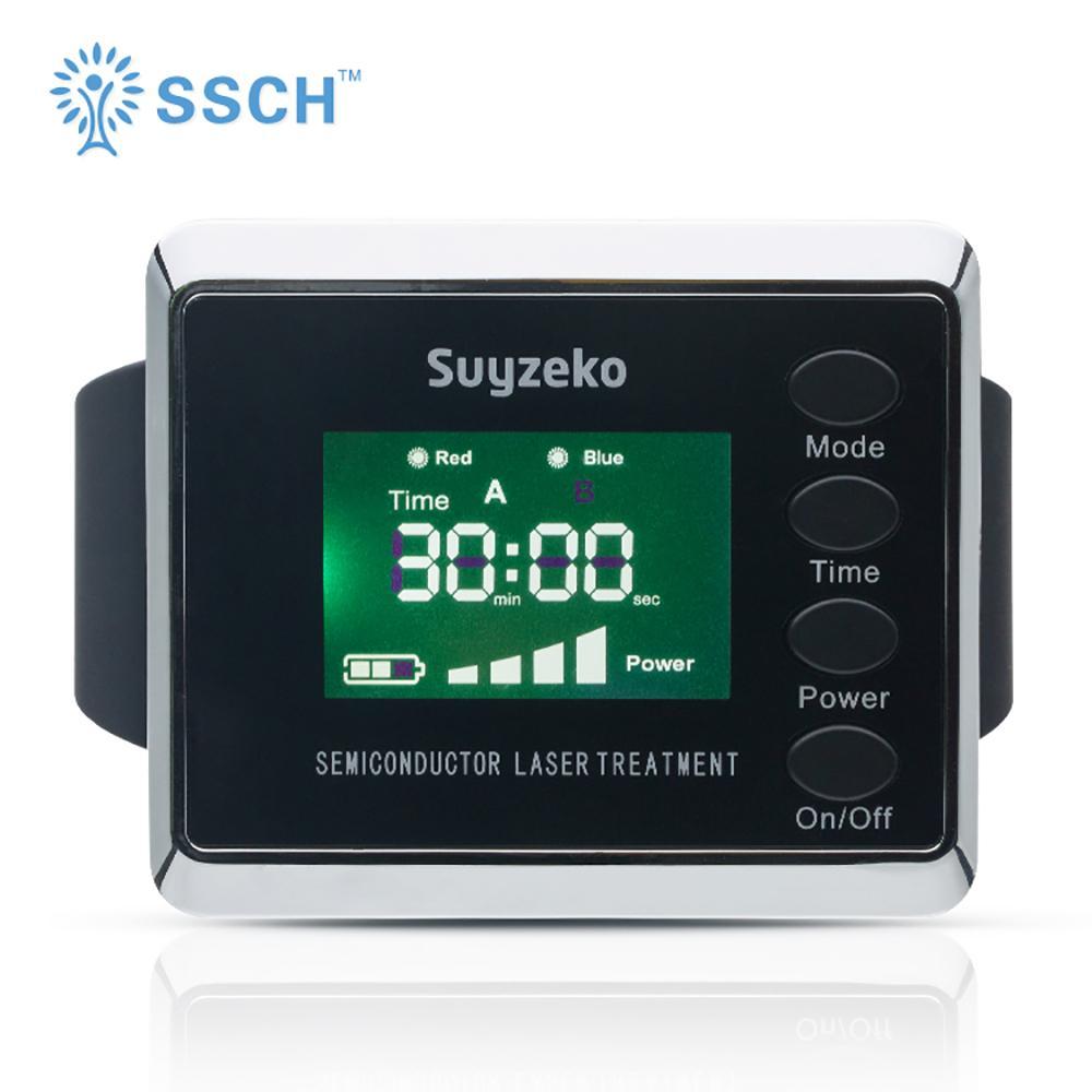 2018技术激光手表治疗高血压 2