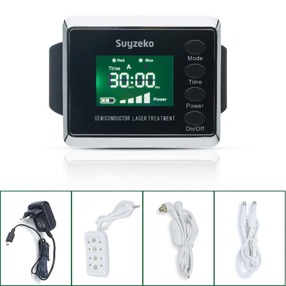 2018技术激光手表治疗高血压 8