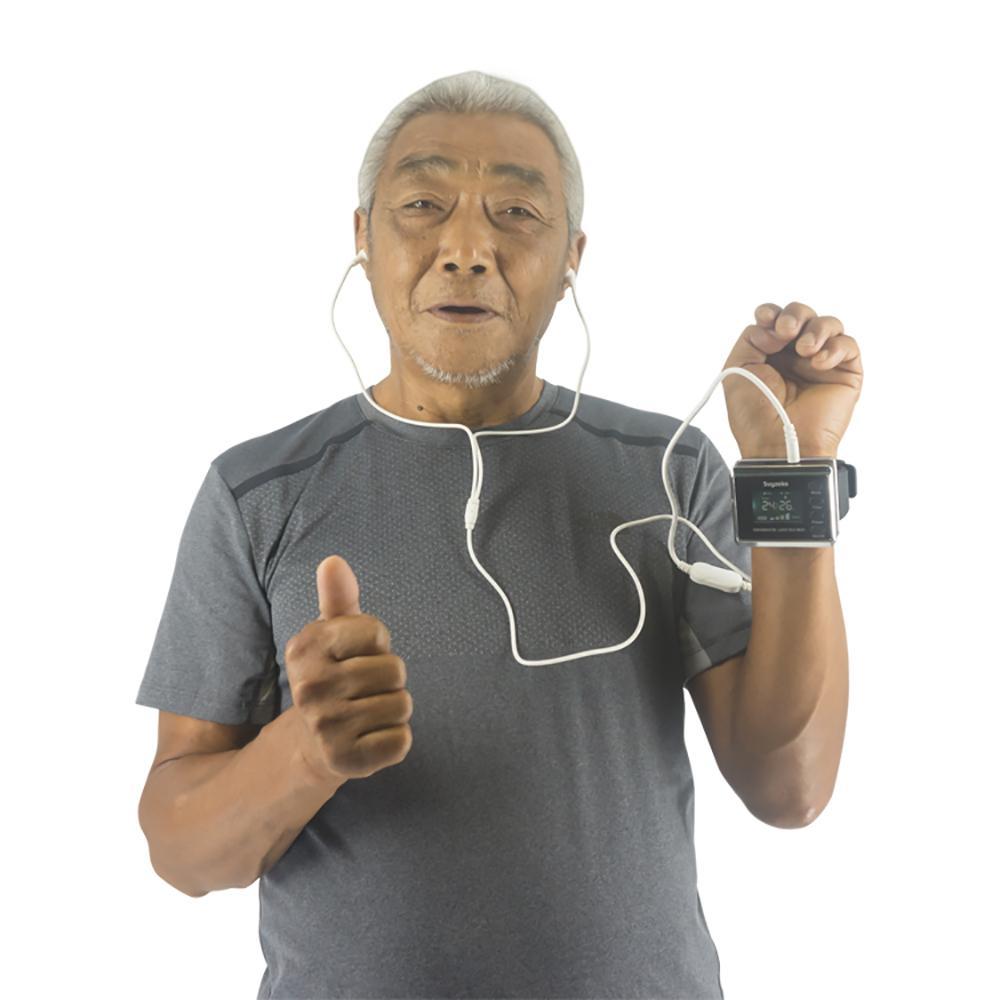 红蓝手表腕表理疗设备 1