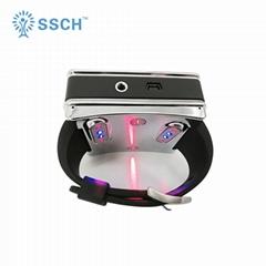 半导体激光治疗高血压和胆固醇的窦性设备