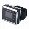 red/blue laser watch anti diabetic and hypertension wrist  laser therapy device