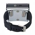 紅色/藍色激光手錶抗糖尿病高血壓腕部激光治療儀 3