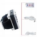 紅色/藍色激光手錶抗糖尿病高血壓腕部激光治療儀 5
