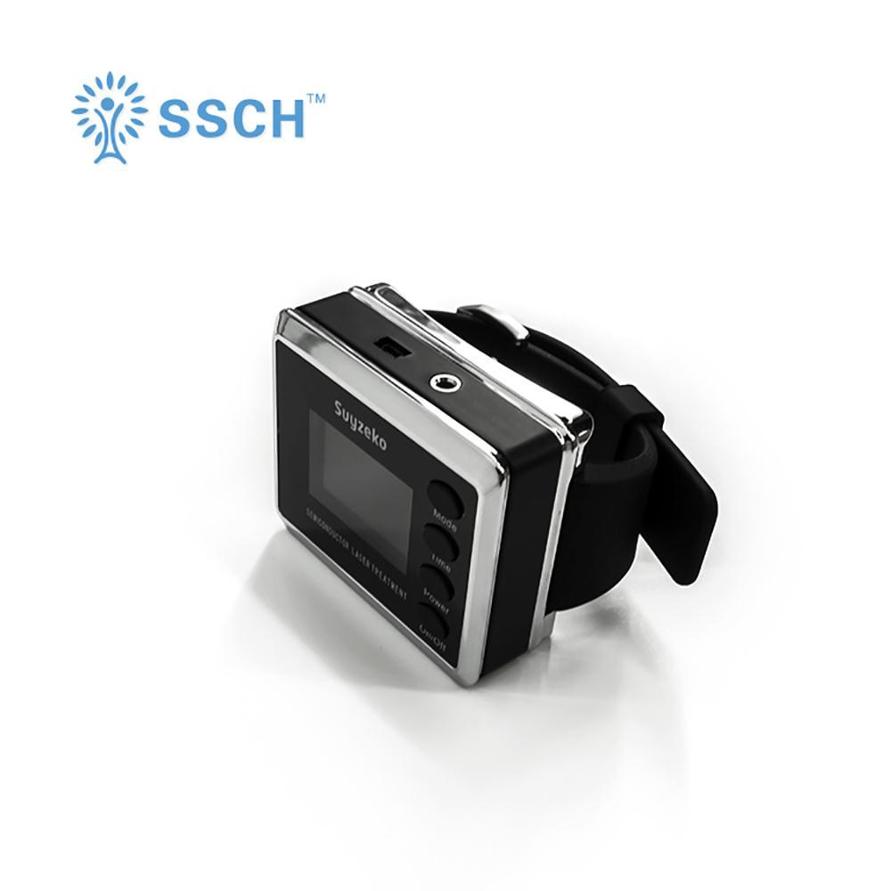 半導體治療激光針灸手錶藍光/紅光療法 6