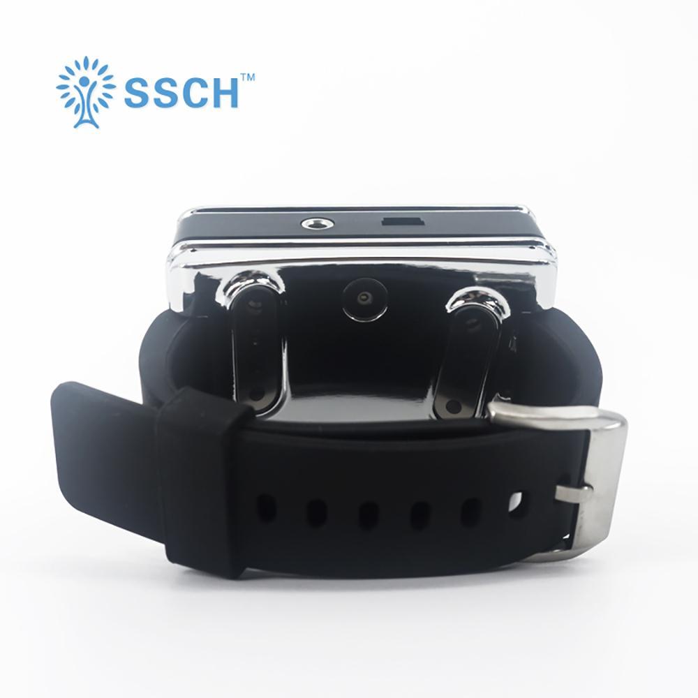 紅色/藍色手錶激光軟激光老年護理設備 6