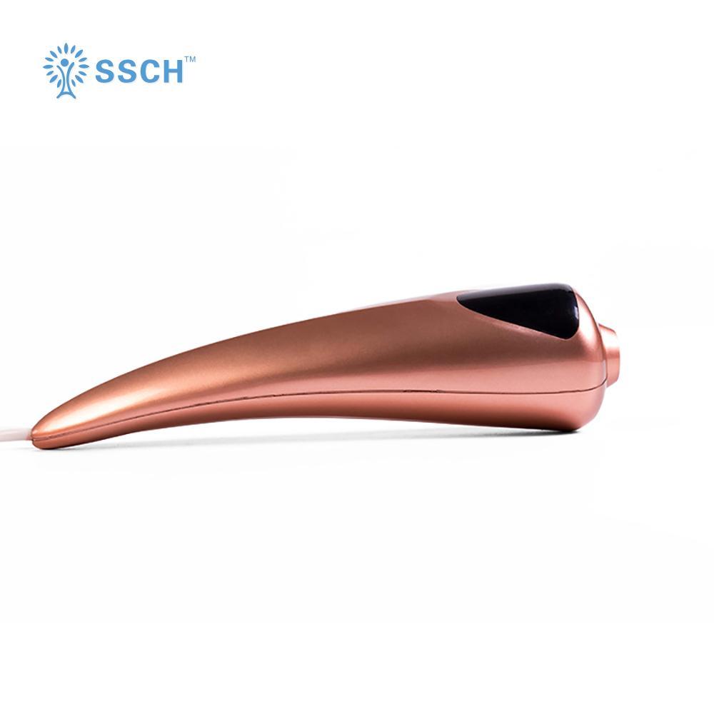 熱銷售便攜式面部紫外線潤滑脂皺紋皮膚分析儀 2