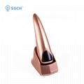 熱銷售便攜式面部紫外線潤滑脂皺紋皮膚分析儀 3