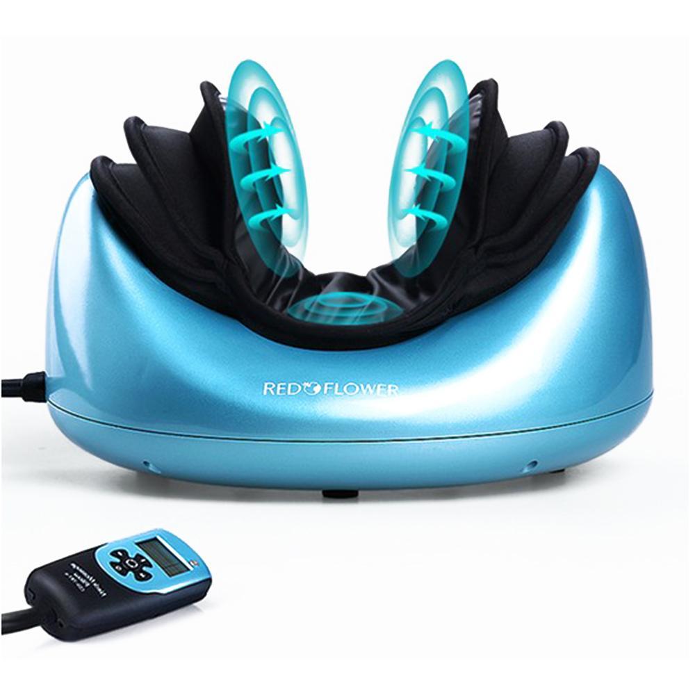 Newest vibration and heat neck Pain massager  Therapeutic Neck Massage Pillow
