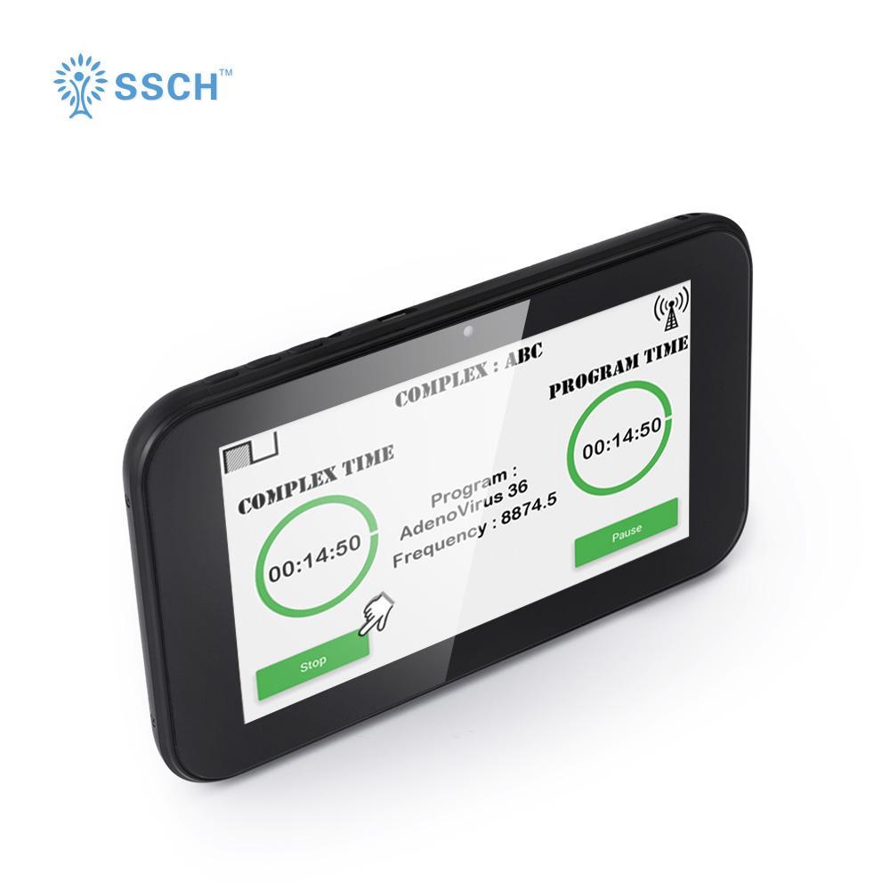 2018年SSCH BRT生物共振治疗机频率发生器 2