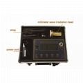 Physical therapy apparatus diabetes treatment  millimeter wave therapy instrumen