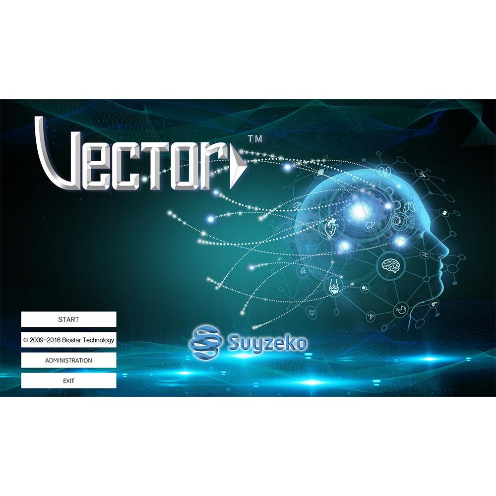 SSCH健康診斷機分析儀身體分析系統Vector V16 NLS 6
