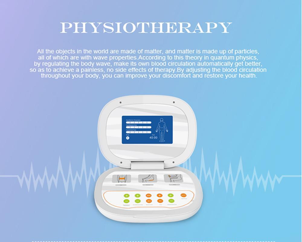2019年经络针灸肌肉系统刺激物理疗法机器 1