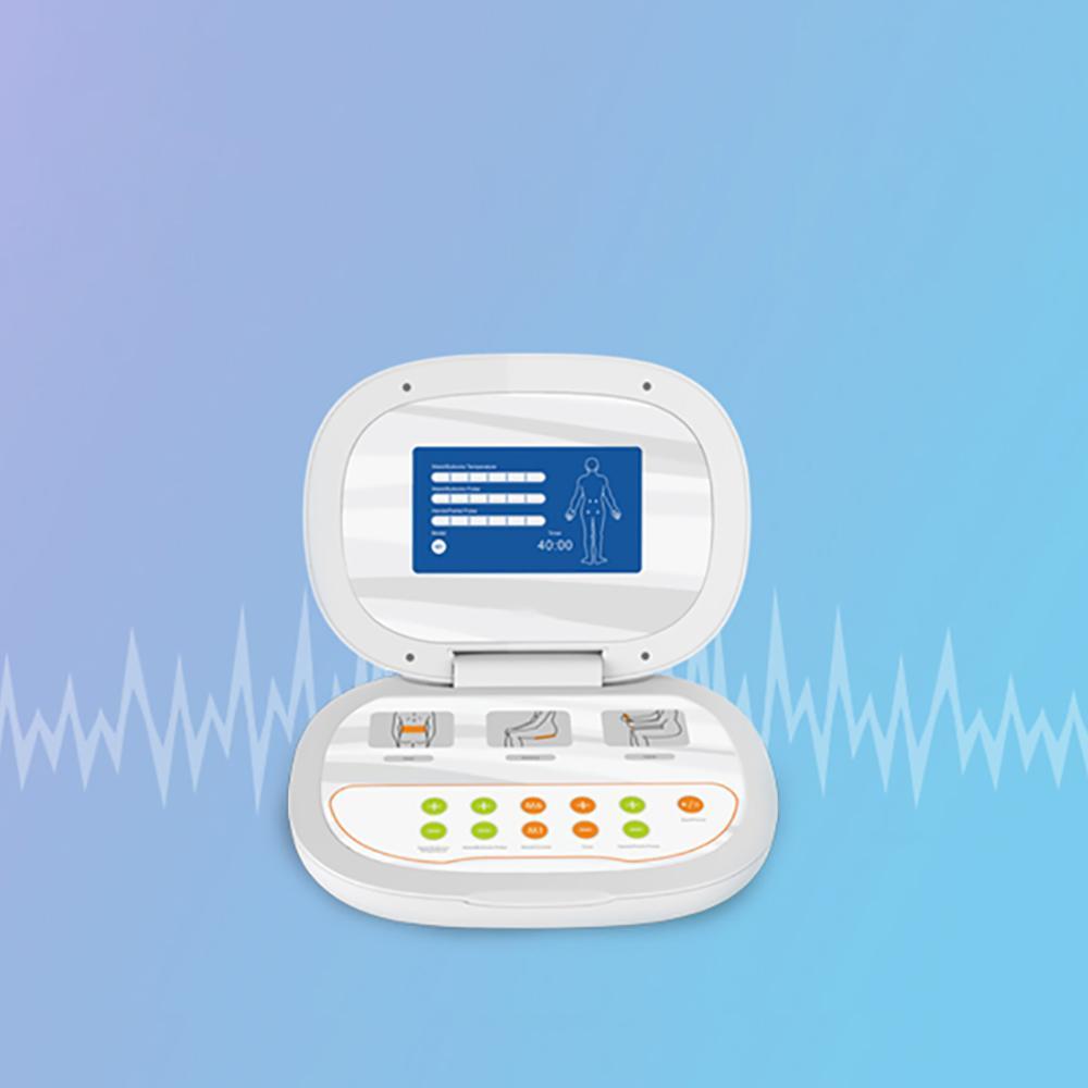 2019年用于退行性骨关节病的低频TENS物理治疗仪 8