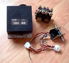 加速器、减速器、继电器