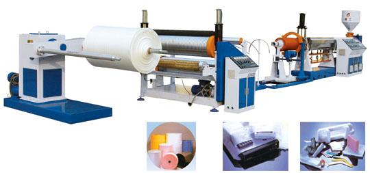 珍珠棉生產工藝 1