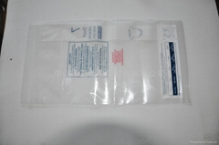Sealing bag;Children's clothing bag;Hand bag;Zipper pocket bag ;lock bag