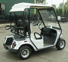 Electric golf cart, 2 seats,EEC certricate