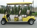 Electric golf cart with  CE certificate