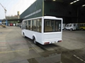 Electric  bus with closed door EG6158KF
