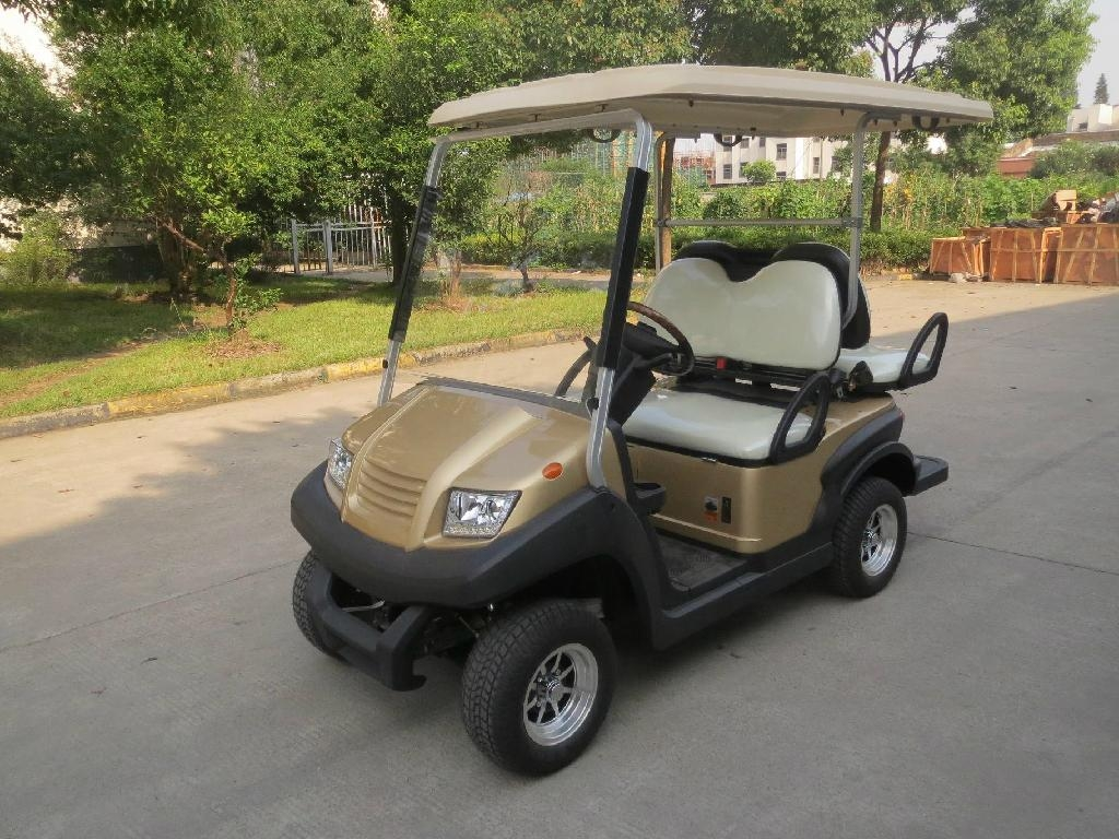 Electric golf carts, 4 seats, 2014 new design model, CE certificate 1