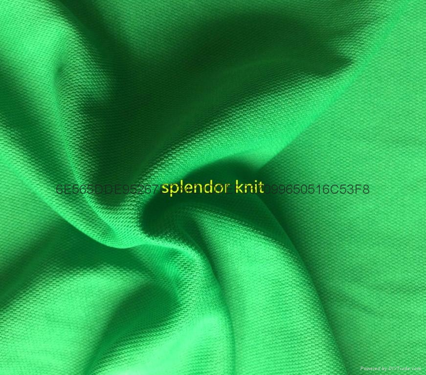 net knit fabric 75Dx75D 160gsm shoe lining bonded