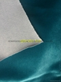 holand velvet 320gsm 150cm bonded with t/c fabric