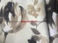 microfibre velvet printed bonded with t/c fabric 320gsm 150cm