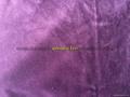 twill microfibre velvet
