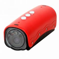 MINI HD 720 waterproof sport DVR digital video camera